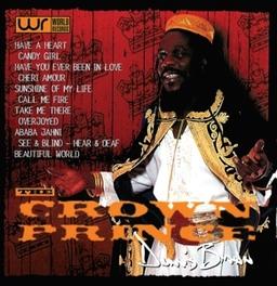 CROWN PRINCE DENNIS BROWN, CD