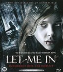 Let me in, (Blu-Ray)