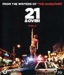21 and over, (Blu-Ray)