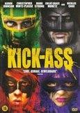 Kick-ass, (DVD)