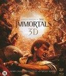 Immortals (3D), (Blu-Ray)