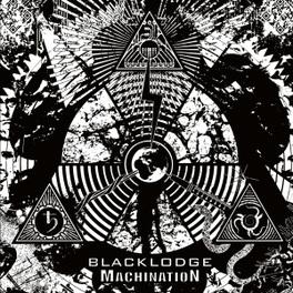 MACHINATION GATEFOLD W/DIGITAL DOWNLOAD CARD BLACKLODGE, LP