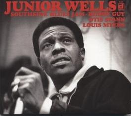 SOUTHSIDE.. -DELUXE- .. BLUES JAM/FT. BUDDY GUY/OTIS SPANN JUNIOR WELLS, CD