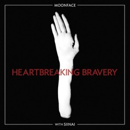 WITH SIINAI.. .. -HEARTBREAKING BRAVERY MOONFACE, Vinyl LP