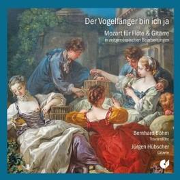 DER VOGELFANGER BIN ICH J BOHM/HUBSCHER W.A. MOZART, CD