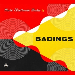 MORE ELECTRONIC MUSIC.. .. BY BADINGS Audio CD, HENK BADINGS, CD