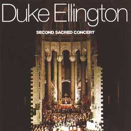 SECOND SACRED CONCERT Audio CD, DUKE ELLINGTON, CD
