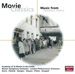 MOVIE CLASSICS Audio CD, V/A, CD