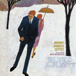 BLUES-A-PLENTY HODGES, JOHNNY -SEPTET-, CD