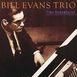 TIME REMEMBERED Audio CD, BILL EVANS, CD