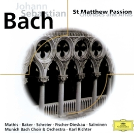 ST.MATTHEW PASSION -HIGHL MUNICH ORCHESTRA Audio CD, J.S. BACH, CD