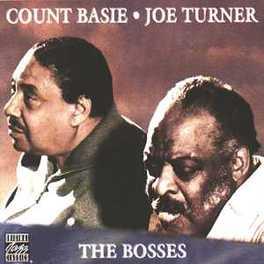 BOSSES Audio CD, BASIE, COUNT & JOE TURNER, CD