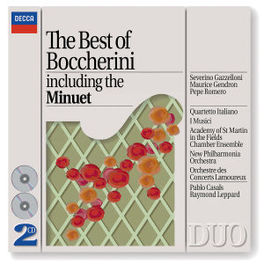 BEST OF BOCCHERINI I MUSICI/ACADEMY/QUARTETTO ITALIANO Audio CD, L. BOCCHERINI, CD