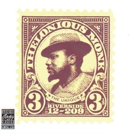 UNIQUE THELONIOUS MONK Audio CD, THELONIOUS MONK, CD
