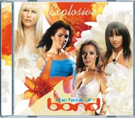 EXPLOSIVE -BEST OF INCL. PREVIOUSLY UNRELEASED TRACKS Audio CD, BOND, CD