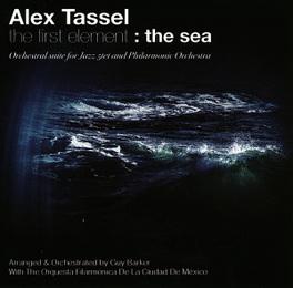 FIRST ELEMENT:.. -DIGI- .. THE SEA ALEX TASSEL, CD