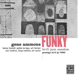 FUNKY Audio CD, GENE AMMONS, CD