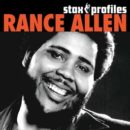 STAX PROFILES -COMPILED BY DEANIE PARKER- Audio CD, RANCE ALLEN, CD