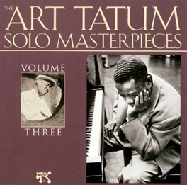 SOLO MASTERPIECES VOL.3 Audio CD, ART TATUM, CD