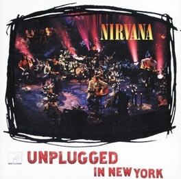 MTV UNPLUGGED IN NEW YORK + COUPON FOR MP3 DOWNLOAD OF THE ALBUM NIRVANA, LP