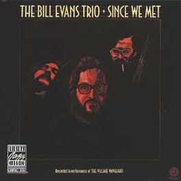 SINCE WE MET Audio CD, BILL EVANS, CD