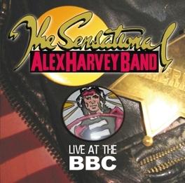 LIVE AT THE BBC Audio CD, HARVEY, ALEX -SENSATIONAL BAND-, CD