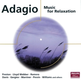 ADAGIO Audio CD, V/A, CD