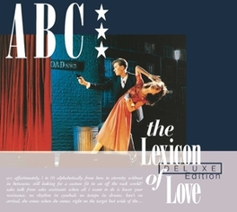 LEXICON OF LOVE -DELUXE- ABC, CD