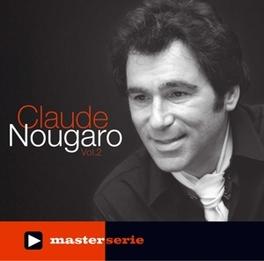 MASTER SERIE VOL.2 EDITION 2009 CLAUDE NOUGARO, CD
