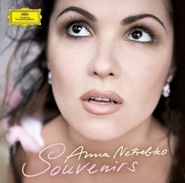 SOUVENIRS ANNA NETREBKO,ELINA GARANCA,PRAGUE PHILHARMONIC Audio CD, ANNA NETREBKO, CD