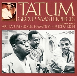TATUM GROUP MASTERP.4 Audio CD, ART TATUM, CD