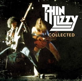 COLLECTED THIN LIZZY, CD