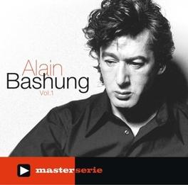 MASTER SERIE VOL.1 EDITION 2009 Audio CD, ALAIN BASHUNG, CD