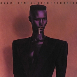 NIGHTCLUBBING -HQ- 180GR. + COUPON FOR MP3 DOWNLOAD OF THE ALBUM GRACE JONES, Vinyl LP