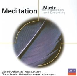 MEDITATION ASHKENAZY, CD