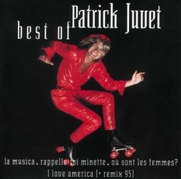 BEST OF -17TR- PATRICK JUVET, CD