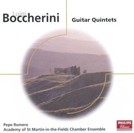 GUITAR QUINTETS ASMIF Audio CD, L. BOCCHERINI, CD