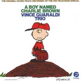 A BOY NAMED CHARLIE BROWN Audio CD, VINCE GUARALDI, CD