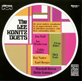 DUETS Audio CD, LEE KONITZ, CD