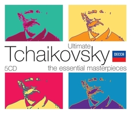 ULTIMATE TCHAIKOVSKY CLASSIC PERFORMANCES OF HIS ESSENTIAL MASTERPIECES Audio CD, P.I. TCHAIKOVSKY, CD