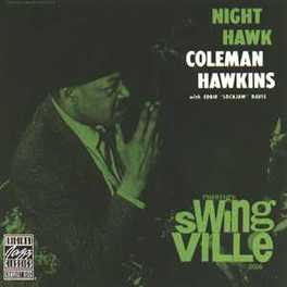 NIGHT HAWK COLEMAN HAWKINS, CD