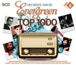 HET BESTE VAN EVERGREEN.. .. TOP 1000 V/A, CD