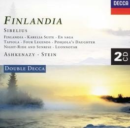 FINLANDIA/KARELIA SUITE PO/ASHKENAZY Audio CD, J. SIBELIUS, CD