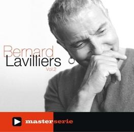 MASTER SERIE VOL.2 EDITION 2009 BERNARD LAVILLIERS, CD