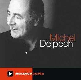 MASTER SERIE MICHEL DELPECH, CD