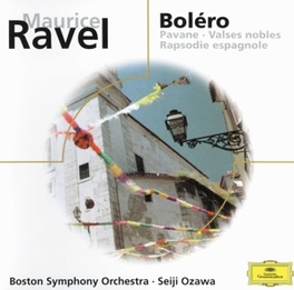 BOLERO BSO M. RAVEL, CD