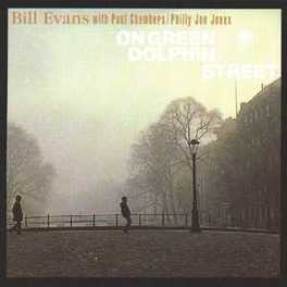 ON GREEN DOLPHIN STREET Audio CD, BILL EVANS, CD