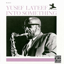 INTO SOMETHING Audio CD, YUSEF LATEEF, CD