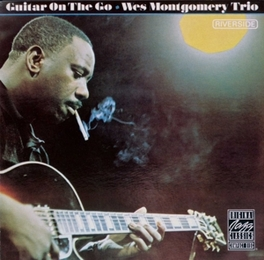 GUITAR ON THE GO Audio CD, MONTGOMERY, WES -TRIO-, CD