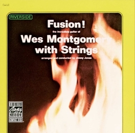 FUSION! Audio CD, WES W/STRINGS MONTGOMERY, CD